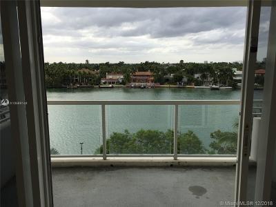 Miami Beach Condo For Auction: 5600 Collins Ave #6P