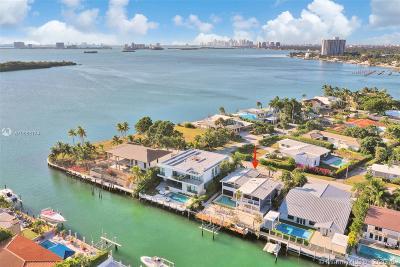 North Miami Single Family Home For Sale: 1975 NE 117th Rd