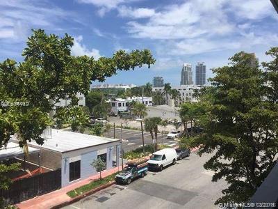 Miami Beach Condo For Sale: 631 Jefferson Ave #504