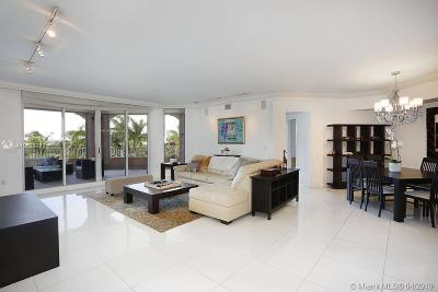 Key Biscayne Condo For Sale: 721 Crandon Blvd #408