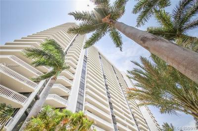 Aventura Condo For Sale: 2000 Island Blvd #809
