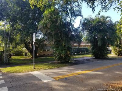 Coral Gables Single Family Home For Sale: 1400 Medina Ave