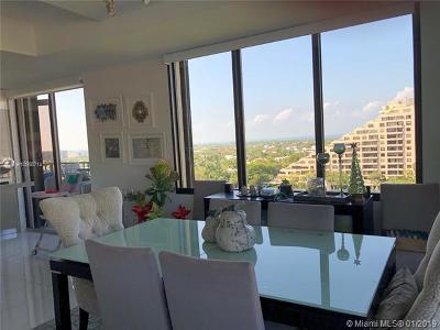 Condo For Sale: 201 Crandon Blvd #900