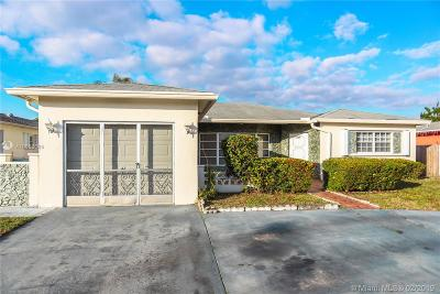Margate Single Family Home For Sale: 5300 SW 9th St