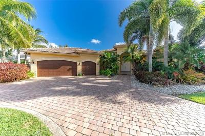 Davie Single Family Home For Sale: 3448 Bradenham Ln