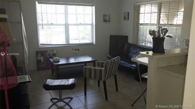 Miami Beach Condo For Sale: 1255 Pennsylvania Ave #103