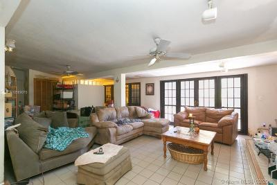 Single Family Home Sold: 11845 SW 82nd Rd