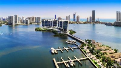 Miami-Dade County Condo For Sale: 5000 Island Estates Drive #706