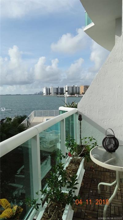 Miami Beach Condo For Sale: 2000 Bay Dr #203