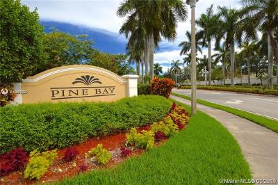 Sunrise Condo For Sale: 5540 NW 90th Ave #5540