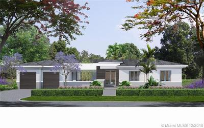 Miami Single Family Home For Sale: 7101 SW 60th St
