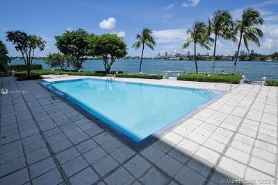 Miami Beach Single Family Home For Sale: 3 Island Ave #7B