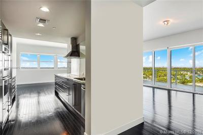 Miami Beach Rental Pending Sale: 6103 Aqua Ave #1006