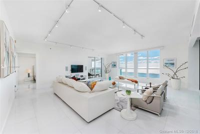 Mosaic, Mosaic On Beach, Mosaic On Miami Beach, Mosaic On Miami Beach Con Condo For Sale: 3801 Collins Ave #1803