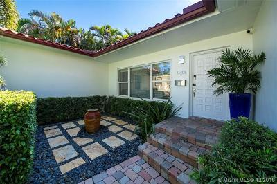 Miami Shores Single Family Home For Sale: 1240 NE 100th St