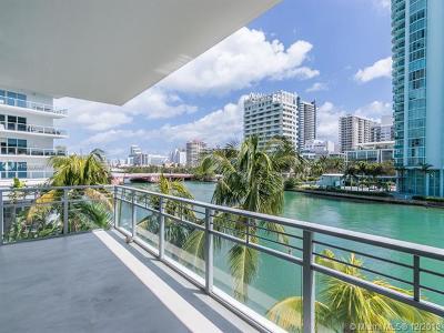 Miami Beach Condo For Sale: 6101 Aqua Ave #303