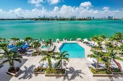 Miami Beach Rental For Rent: 800 West Ave #505