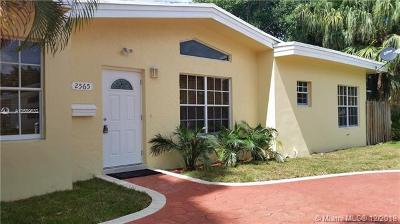 North Miami Beach Single Family Home For Sale: 201 NE 201st