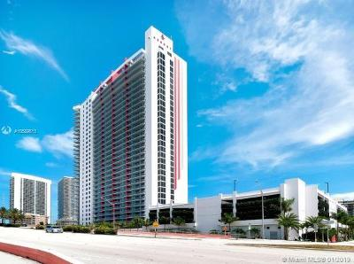 Hallandale Condo For Sale: 2602 E Hallandale Beach Blvd. #1006
