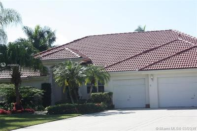 Homestead Single Family Home For Sale: 2510 Fairways Dr