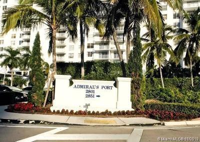 Aventura Condo For Sale: 2851 NE 183rd St #1910