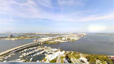 Vizcayne North, Vizcayne North Condo, Vizcayne, Everglades On The Bay Nor, Everglades On The Bay Nort Condo For Sale: 244 Biscayne Blvd #4503