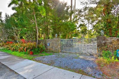 Pinecrest Residential Lots & Land For Sale: 7970 SW 120th St