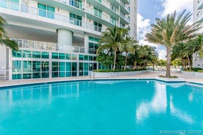 Quantum On The Bay, Quantum On The Bay Condo, Quantum On The Bay Condo N, Quantun On The Bay Condo For Sale: 1900 N Bayshore Dr #516