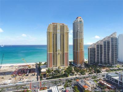 Sunny Isles Beach Condo For Sale: 17875 Collins Ave #1202
