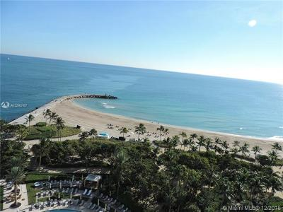 Bal Harbour Condo For Sale: 10295 Collins Ave #1007