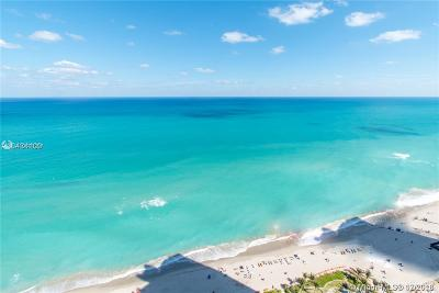 Ocean Two, Ocean Two Condo Condo For Sale: 19111 Collins Ave #201