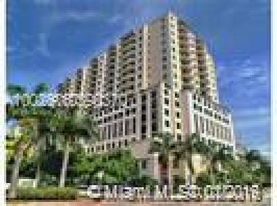 Coral Gables Condo For Sale: 888 S Douglas Rd #915