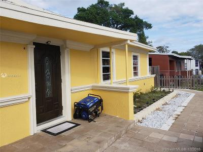 Fort Lauderdale Single Family Home For Sale: 1413 NW 13th Ct