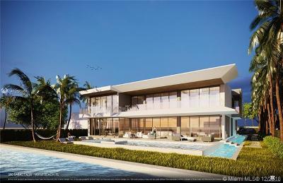 Miami Single Family Home For Sale: 590 Sabal Palm Rd