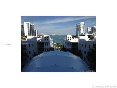 North Bay Village Rental For Rent: 7914 Harbor Island Dr #203