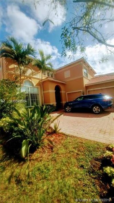 Boynton Beach Single Family Home For Sale: 8627 Cobblestone Point Cir