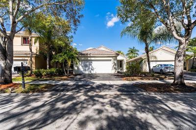 Weston Single Family Home For Sale: 4418 Mahogany Ridge Dr
