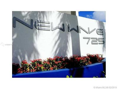 New Wave, New Wave Condo Rental Leased: 725 NE 22nd St #10B
