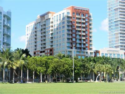 Miami Condo For Sale: 2000 N Bayshore Dr #409