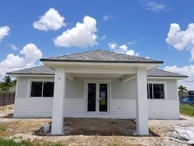 Homestead Single Family Home For Sale: 18953 309