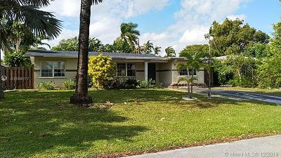 Wilton Manors Single Family Home For Sale