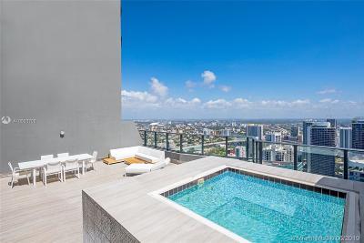 Condo For Sale: 1300 S Miami Ave #UPH7