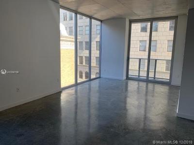 Centro, Centro Condo, Centro Condominium, Centro Downtown, Centro, A Condominium, Centro-Condo Rental For Rent: 151 SE 1st St #502