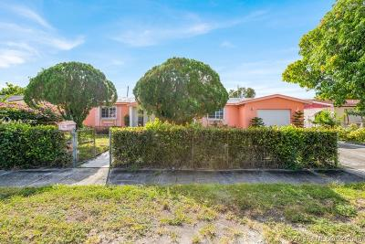 Miami Gardens Single Family Home For Sale: 3030 NW 212th St