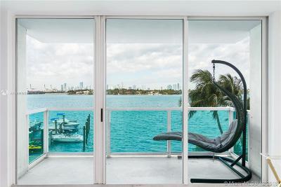 Miami Beach Condo For Sale: 650 West Ave #305