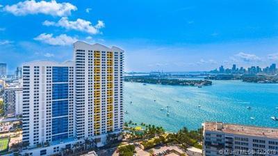 Miami Beach Condo For Sale: 1330 West Ave #3401