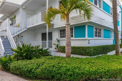 Bay Harbor Islands Condo Sold: 1160 103rd St #25