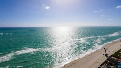 Ocean Two, Ocean Two Condo Condo For Sale: 19111 Collins Ave #2808