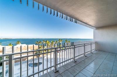 Miami Condo For Sale: 3 Grove Isle Dr #C605