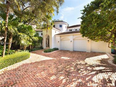 Pinecrest Single Family Home For Sale: 10151 SW 57th Ct